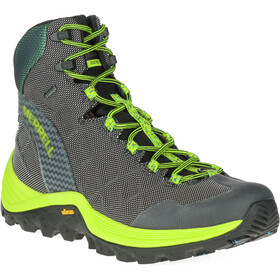 Merrell Thermo Rogue Mid GTX - Chaussures Homme - gris/vert